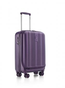 Hedgren Transit Boarding S Cabin-Trolley 4R mit Vortasche Purple passion