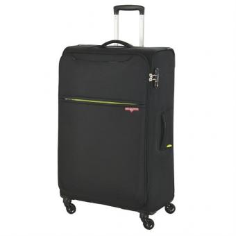 Hardware XLight Trolley L, 4-Rollen Black
