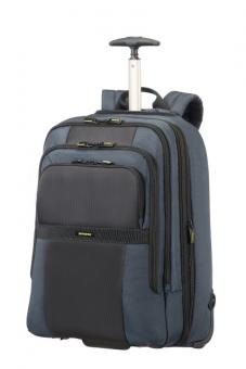 "Samsonite Infinipak Laptop Rucksack 2-Rollen erw. 17.3"" Blue/Black"