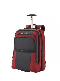"Samsonite Infinipak Laptop Rucksack 2-Rollen erw. 17.3"" Red/Black"