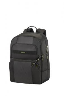 "Samsonite Infinipak Security Laptop Rucksack 15.6"" Black/Black"