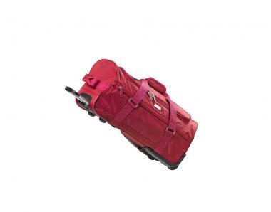 JUMP Toledo 2.0 Wheeled Duffle 52cm rouge