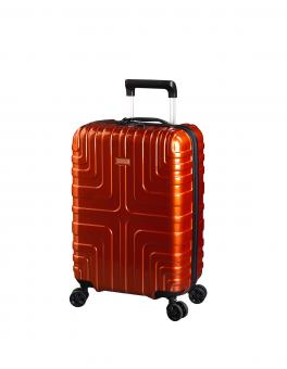JUMP Crossline Trolley M 4 Rollen 65 cm Orange