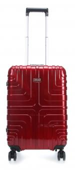 JUMP Crossline Cabin Trolley M 4 Rollen 65 cm Red