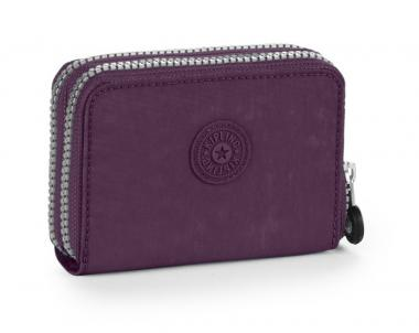 Kipling Abra Portemonnaie Medium Plum Purple
