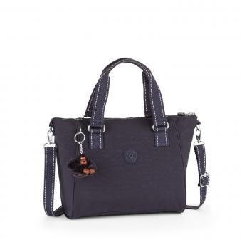 Kipling Amiel Handtasche Blue Purple C