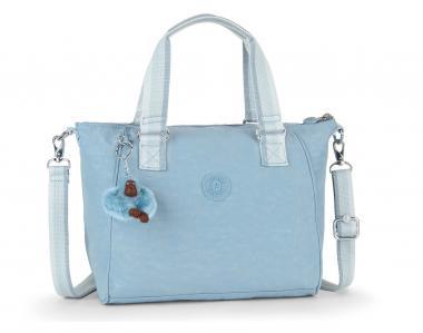 Kipling Amiel Handtasche Pastel Blue C