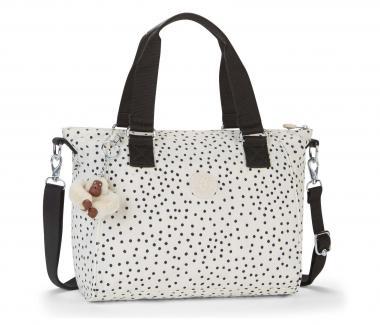 Kipling Amiel Handtasche Soft Dot