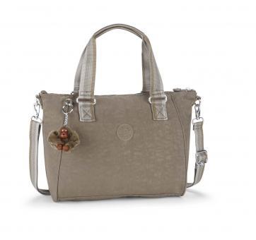 Kipling Amiel Handtasche Soft Earthy C