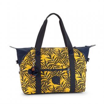 Kipling Art M Basic Reisetasche Corn Bloom Bl