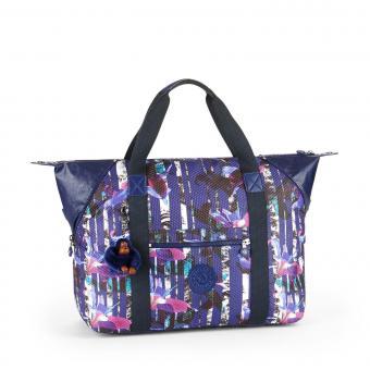 Kipling Art M Basic Plus Reisetasche Urban Flower BI