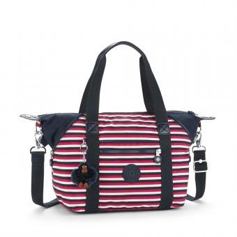 Kipling Art S Basic Handtasche Sugar Stripe Bl
