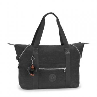 Kipling Art M Basic Reisetasche Black 2