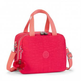 Kipling Miyo Lunchbag mit Trolleylasche Flamb Shell C