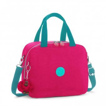 Kipling Miyo Lunchbag mit Trolleylasche Flamboyant Pk