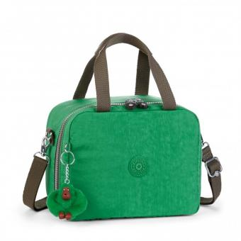 Kipling Miyo Lunchbag mit Trolleylasche Mojito Green C