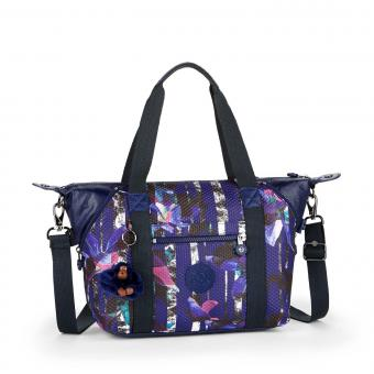 Kipling Art S Basic Plus Handtasche Urban Flower Bl