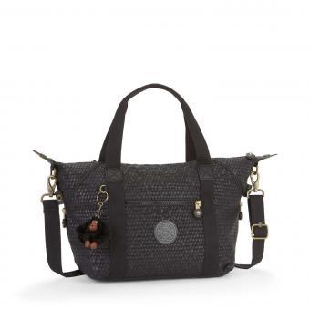 Kipling Art S Basic Plus Handtasche Black Scale Emb