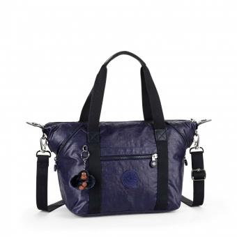 Kipling Art S Basic Plus Handtasche Lacquer Indigo