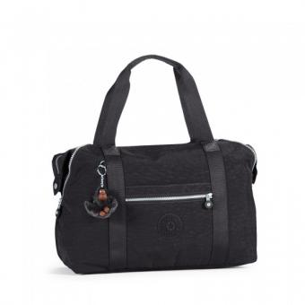 Kipling Art M Basic Reisetasche Black