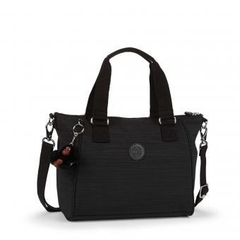 Kipling Amiel Handtasche Dazz Black