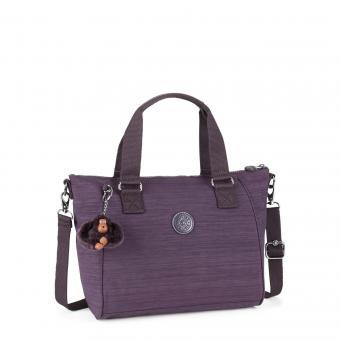 Kipling Amiel Handtasche Dazz Purple