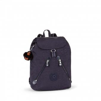 Kipling Fundamental Rucksack Blue Purple C