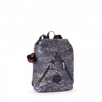 Kipling Fundamental Rucksack Water Camo