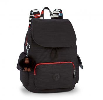 Kipling City Pack S Rucksack Dazz Black Str