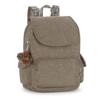 Kipling City Pack S Rucksack Soft Earthy C