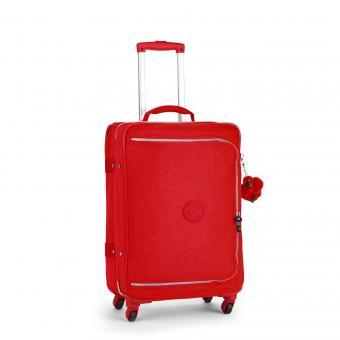 Kipling Cyrah Rollkoffer S 37.5 Liter Vibrant Red