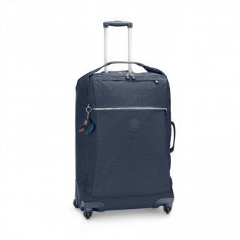 Kipling Darcey Darcey M 4-Rollen-Koffer True Blue