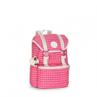 Kipling Experience S Kleiner Rucksack Picnic Pink