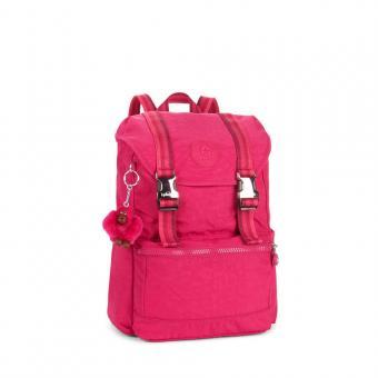 Kipling Experience S Kleiner Rucksack Cherry Pink C