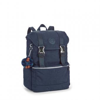 Kipling Experience S Kleiner Rucksack True Blue