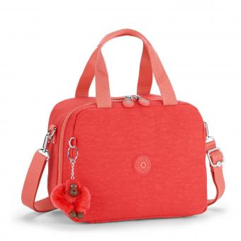 Kipling Miyo Lunchbag mit Trolleylasche Happy Red C