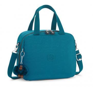 Kipling Miyo Lunchbag mit Trolleylasche Teal C