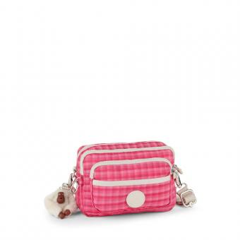 Kipling Multiple Basic Plus Gürteltasche Picnic Pink