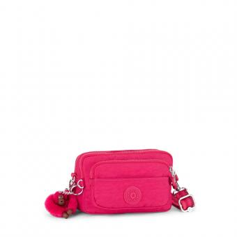 Kipling Multiple Basic Gürteltasche Cherry Pink C