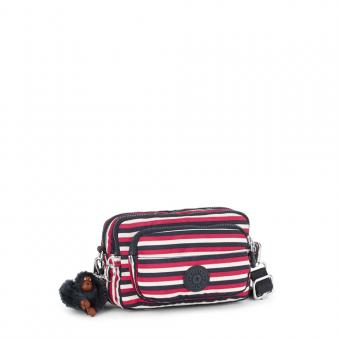Kipling Multiple Basic Gürteltasche Sugar Stripes