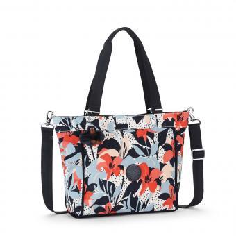 Kipling New Shopper S Kleine Schultertasche Pastel Lily