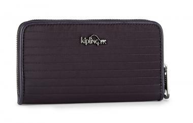 Kipling Nimmi Große Brieftasche Craft Purple