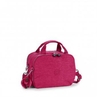 Kipling Palmbeach Kulturtasche Flamboyant Pink