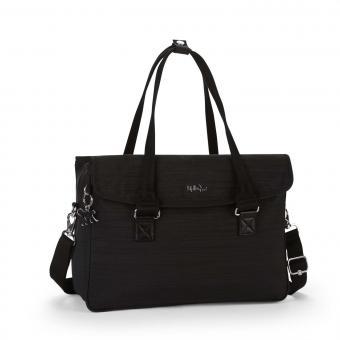 "Kipling Basic Plus LM S Laptop Tasche 15"" Dazz Black"