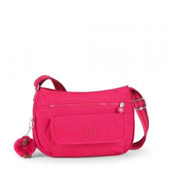 Kipling Syro Kleine Schultertasche Cherry Pink C
