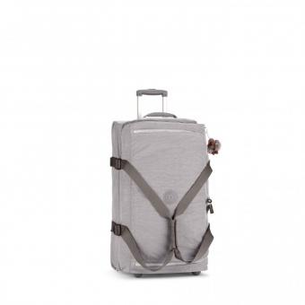 Kipling Teagan Basic M Trolley-Reisetasche Cool Grey C