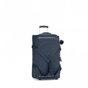 Kipling Teagan Basic M Trolley-Reisetasche True Blue