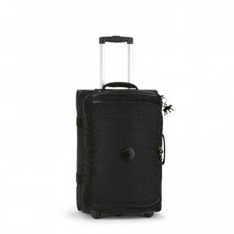 Kipling Teagan Basic S Trolley-Reisetasche Plus Black Leaf
