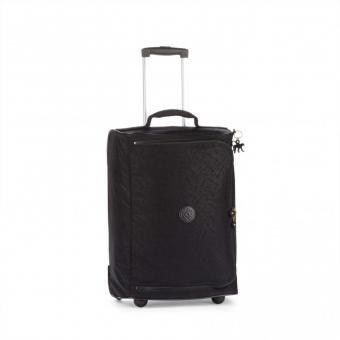 Kipling Teagan Basic XS Trolley-Reisetasche Black Leaf