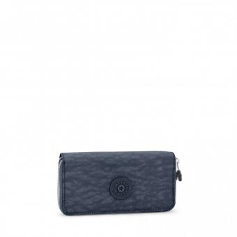 Kipling Uzario Basic Große Brieftasche Cool Grey C